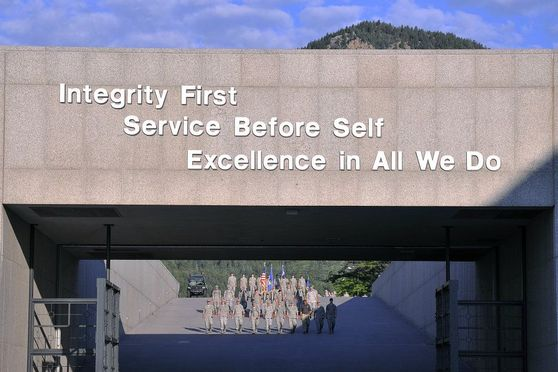 air force core values integrity